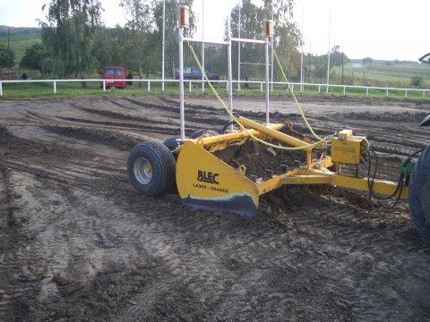 Rekonstrukce hřiště
