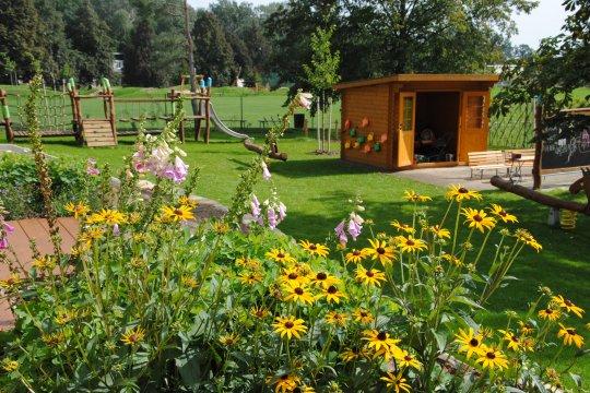Zahrada mateřské školy - fáze projektu