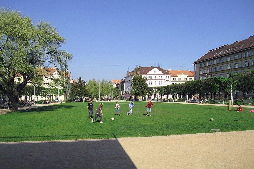 Slovanské náměstí